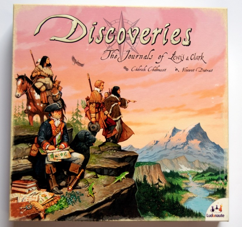 Discoveries: The Journals of Lewis & Clark Review, Re-Discovering an Underappreciated Game image