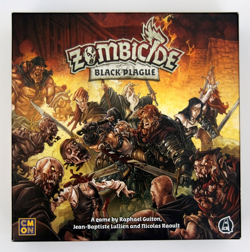 Zombicide: Black Plague Review, Let's Kick Medieval Zombie Butt! image