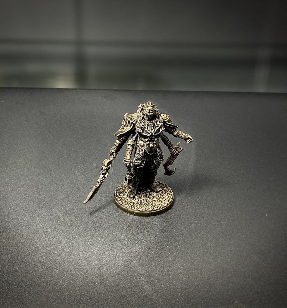 the guardian miniature from Tainted Grail