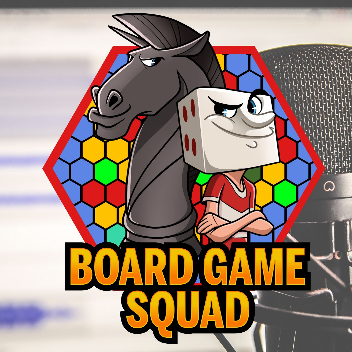 Board Game Squad Podcast